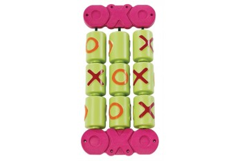 OXO Tic Tac Toe Assembly Kit LIME
